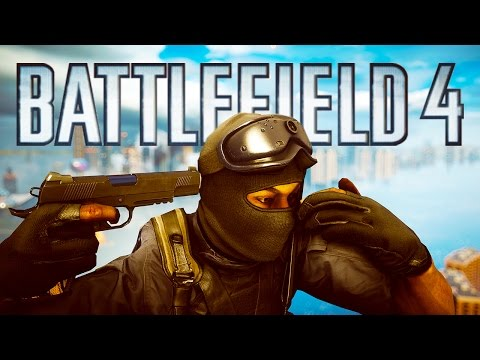 Battlefield 4 Random Moments 62 (Camper Revenge, Embarrassing Fails!)