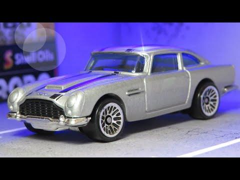 Hot Wheels Aston Martin 1963 DB5 - Forza Horizon 4 Series