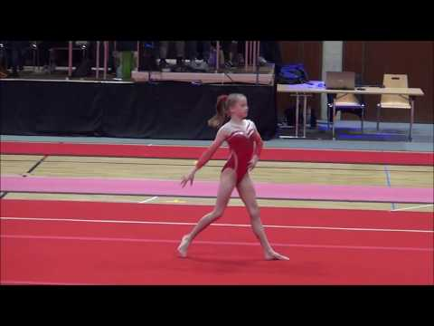Gymnastics - Turnen | Christmas Gym Youth Cup 2017 - Pleun Reinders Turn4U