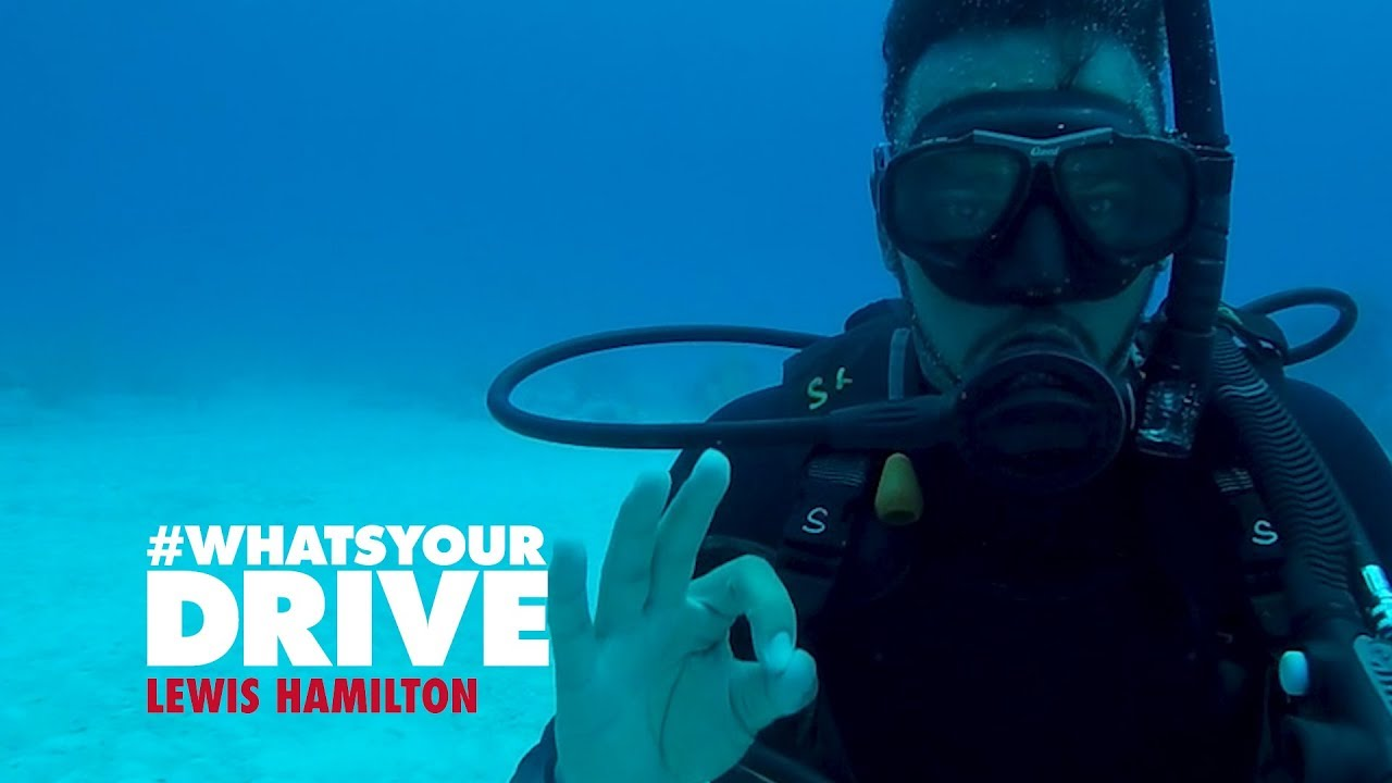 Lewis Hamilton | Never Give Up · #WhatsYourDrive · EP02
