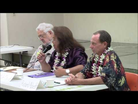 Candidate forum in Pahala for County Council District 6