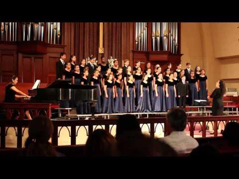 "MIAMI CHILDREN'S CHOIR ""LET THE CHILDREN SING"" SPRING CONCERT 2014"