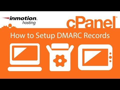 How to Setup DMARC records in cPanel