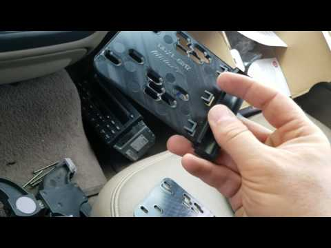 How to Double din stereo/radio on 2003-11 Grand Marquis, Crown Victoria,