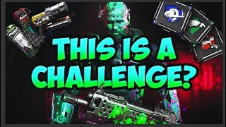 BO3 SnD - This is a challenge? HAHA...