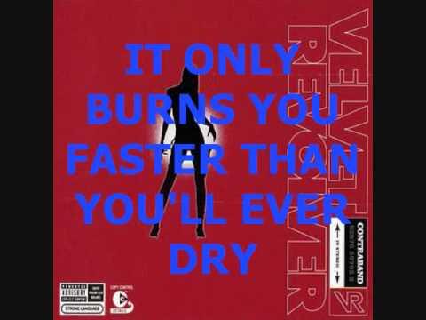 Velvet Revolver - Slither w/ lyrics