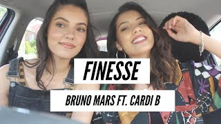 Finesse - Bruno Mars ft Cardi B (Cover)