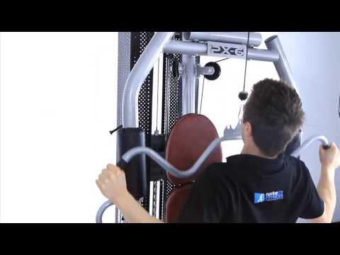 Nitrac px home gym youtube