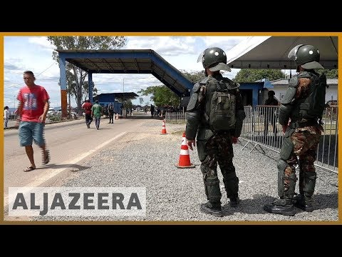 🇻🇪 🇧🇷 Venezuela-Brazil border violence: Reports of at least