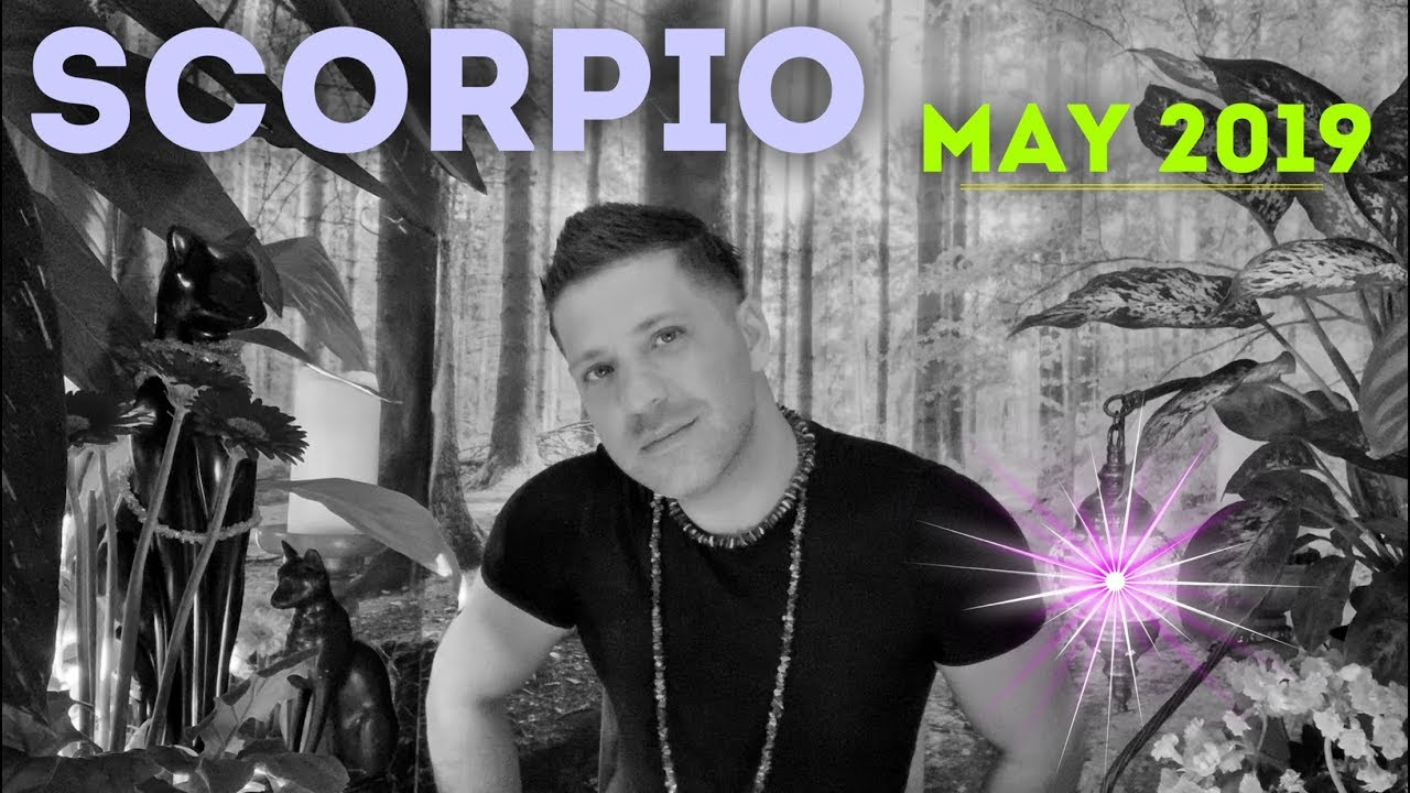 SCORPIO May 2019 | COME OUT TO PLAY! | Powerful Month! | OMEN & LOVE -  Scorpio Horoscope Tarot