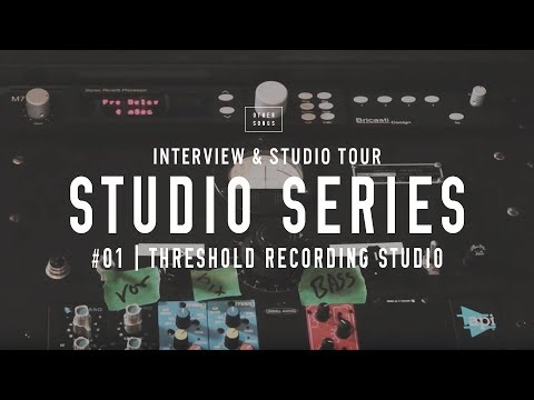 Studio Tour: Threshold Recording Studio - OtherSongsMusic.com