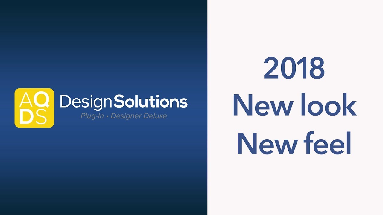AQ Design Solutions: Whats New