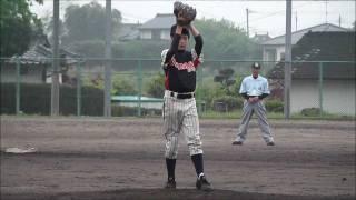 大分七瀬ボーイズ 左のエース 笠谷俊介 (2014ドラフト 福岡ソフトバンク4位指名) PV! thumbnail