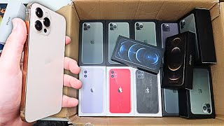 FOUND WORKING IPHONE 12 PRO MAX!! APPLE STORE DUMPSTER DIVING JACKPOT!! OMG!! GOLD IPHONE 12 PRO MAX