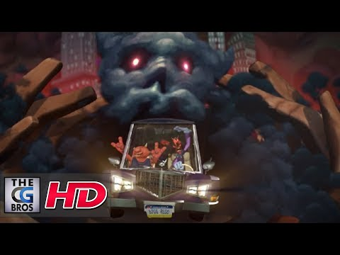 """CGI Animated Shorts : """"The Brothers Brimm"""" by The DAVE School"""