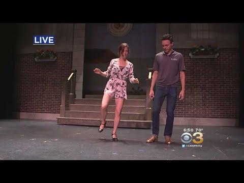 '42nd Street' Playing At Bucks County Playhouse
