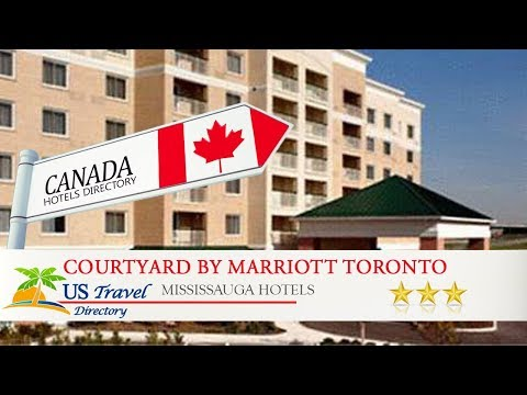 Courtyard By Marriott Toronto Mississauga/Meadowvale - Mississauga Hotels, Canada