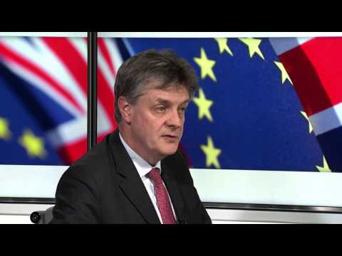Ex-EU Commissioner Lord Hill on triggering of Article 50