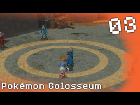 Pokémon Colosseum - Épisode 03 : Combats à Pyrite.