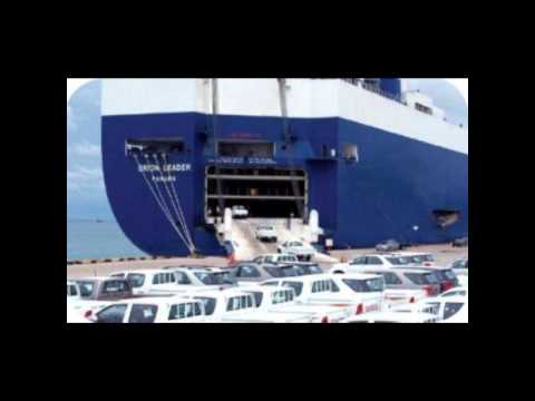 Export cars international car shipping exporting car 1(816)797-6042