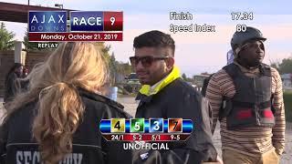 Ajax Downs October 21  2019   Race 9