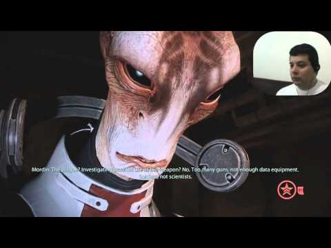 Mass Effect 2 - Omega - Slums District - 5