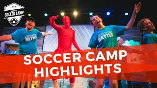 Soccer Camp Highlights 2018 - SouthRidge Soccer Camp