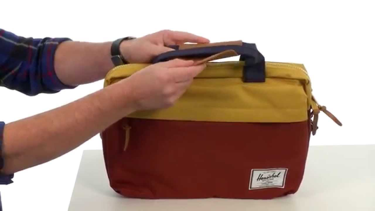 Herschel Supply Co. Clark SKU 8273729 - YouTube 6708e4bda0d97