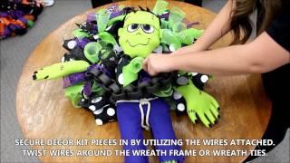 Frankenstein Wreath Enhancement