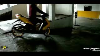 Story Wa Review Yamaha Mio soul MX Pure mothai detailing Mio MX Pure Thailook