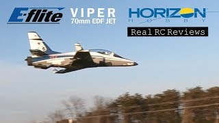 E-Flite Viper 70mm EDF Jet PNP Review | Real RC Reviews