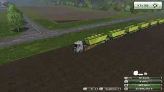 farming simulator NEW TEST MODS CARRI XXL + FIAT OM 850 BY FMARCO95