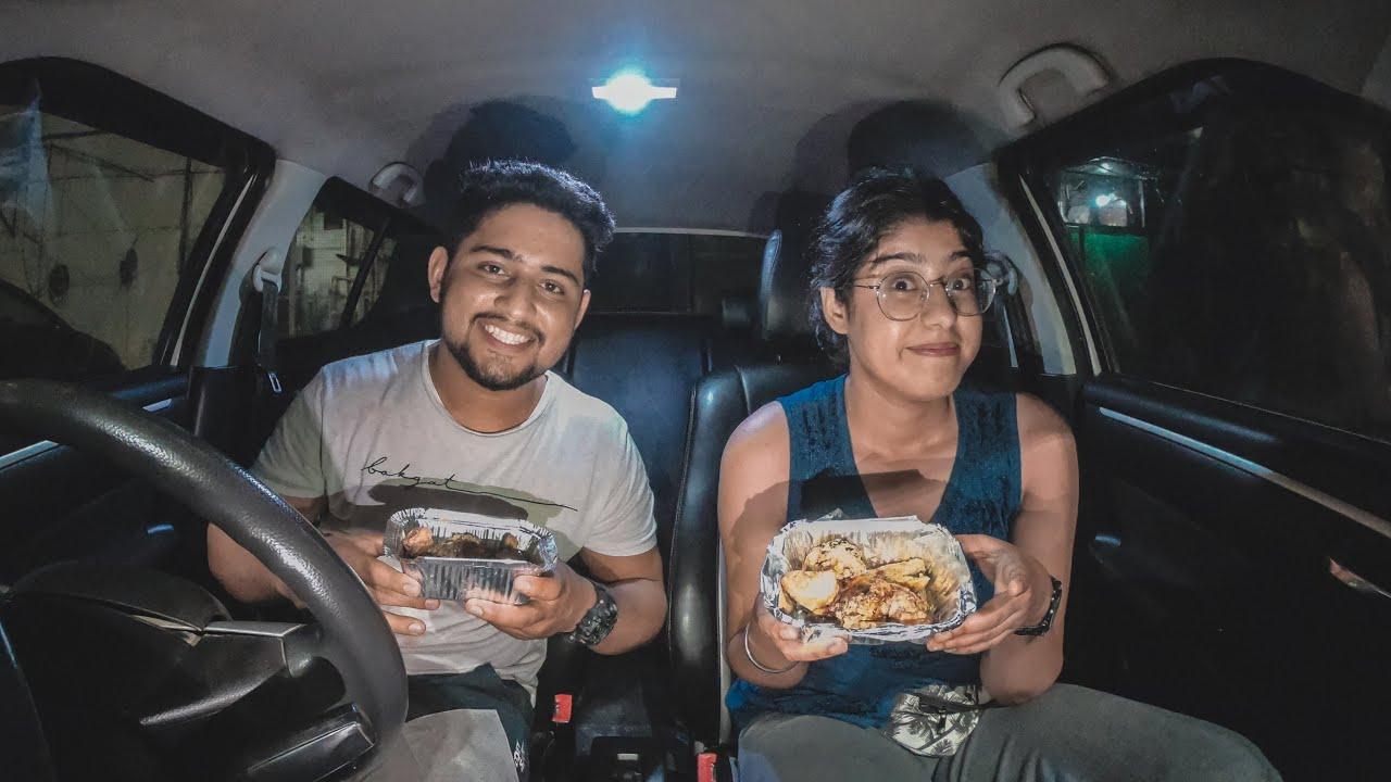 Aslam Butter Chicken - Saket | Kahaniya Announcement | Food Vlog | STRAY ARTIST