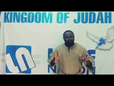 Strict warning message about end time from kingdom of judah