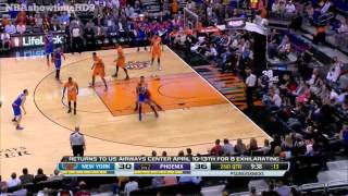 New York Knicks vs Phoenix Suns | March 28, 2014 | Full Game Highlights | NBA 2013-2014 Season