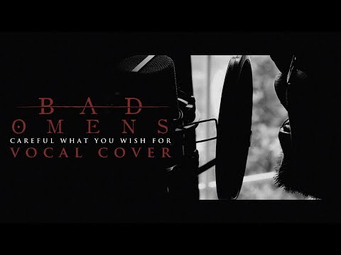 Bad Omens - Careful What You Wish For (Vocal cover by: Dylan Hamar) #BadOmens #CarefulWhatYouWishFor