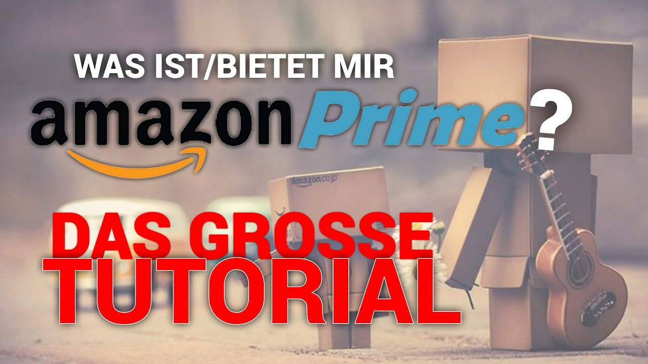 Was Bietet Amazon Prime