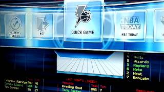 How to update and save rosters on nba 2k14 ps4