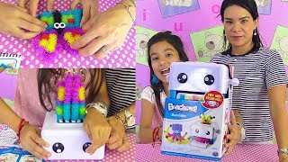 El RoBot que hace JuGueTes  BUNCHEMS !!!