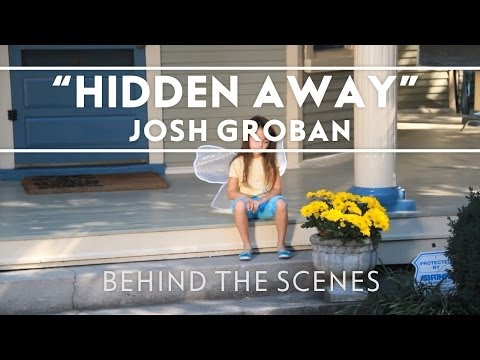 Josh Groban - Making The Hidden Away Music Video [Behind The Scenes]