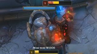 Did You Ever Wonder What's Happening on Twisted Treeline?...   Funny LoL Series #580