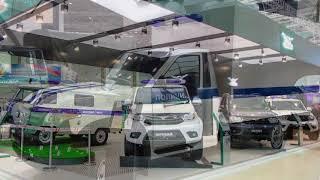 УАЗ представил автозак на базе Profi