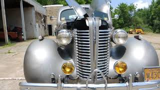 1938 Buick Special Pre Purchase Inspection Walk-Around~ClassicGray.com