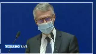 Samuel Paty, professeur décapité: la conférence du procureur antiterroriste