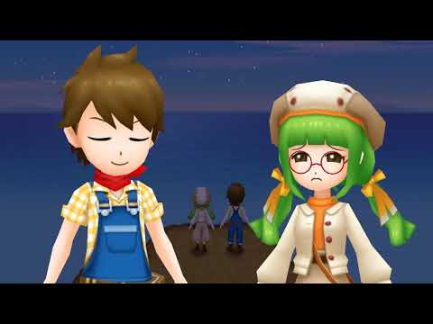 [Harvest Moon Light Of Hope] Friendzoned By Jeanne