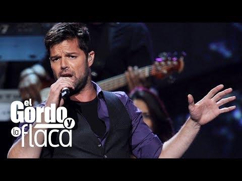 Así fue el día en que Ricky Martin confesó que era homosexual | GyF