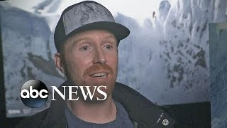 Skier Ian McIntosh Describes Surviving 1,600-Foot Fall