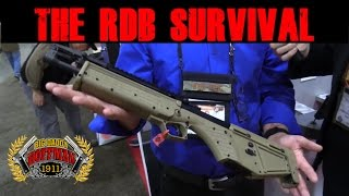 Kel-Tec RDB-S Survival Rifle