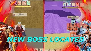 New & Defeated Jinbe and Akainu Bosses Located | Roblox Ro Piece