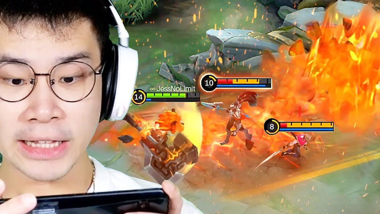 Review Hero Terbaru Aulus Revamp - Mobile Legends